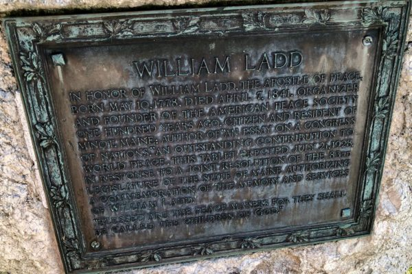 william-ladd-plaque-minot-maine